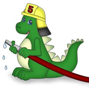 Feuerwehr Drache
